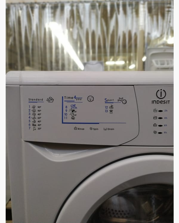 Lave-linge Ouverture frontale Indesit WIXL 105 2