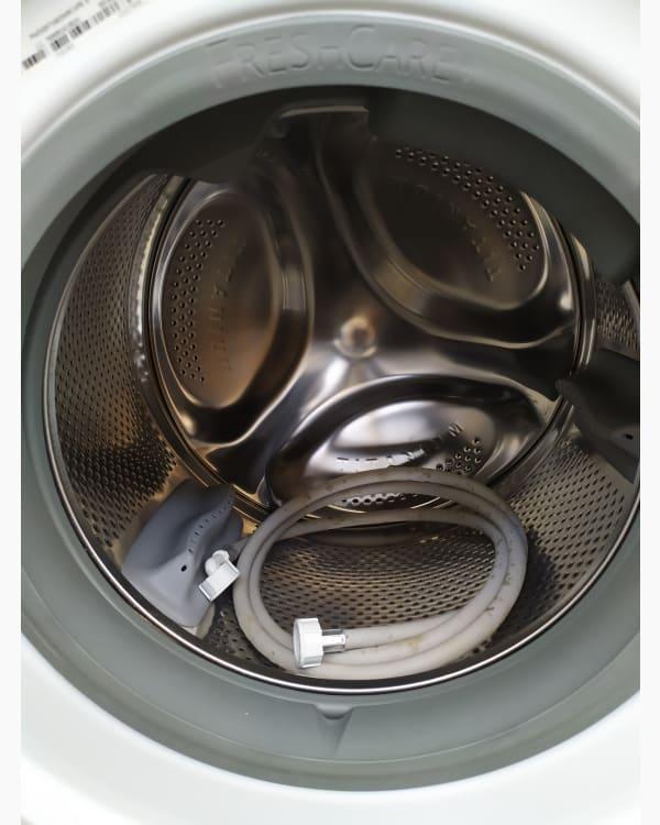 Lave-linge Lavante-séchante Whirlpool FWDG971682WBCVFR 4