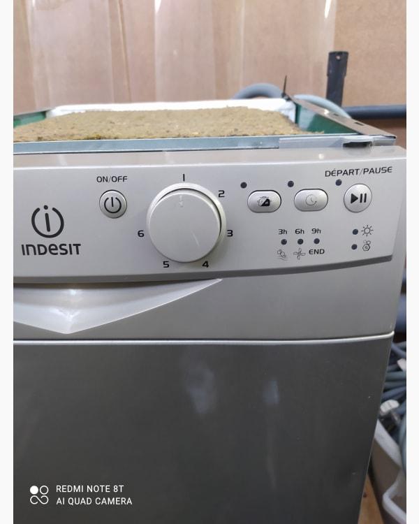 Lave-vaisselle Pose libre Indesit DSR26B9NXFR 3