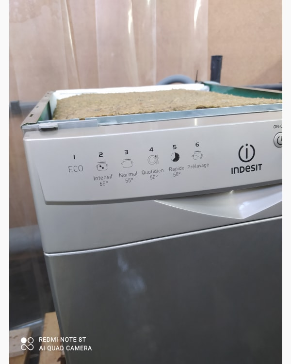 Lave-vaisselle Pose libre Indesit DSR26B9NXFR 4