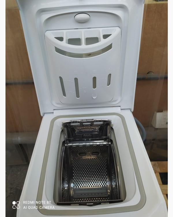 Lave-linge Ouverture par le haut Indesit WITL 100 4