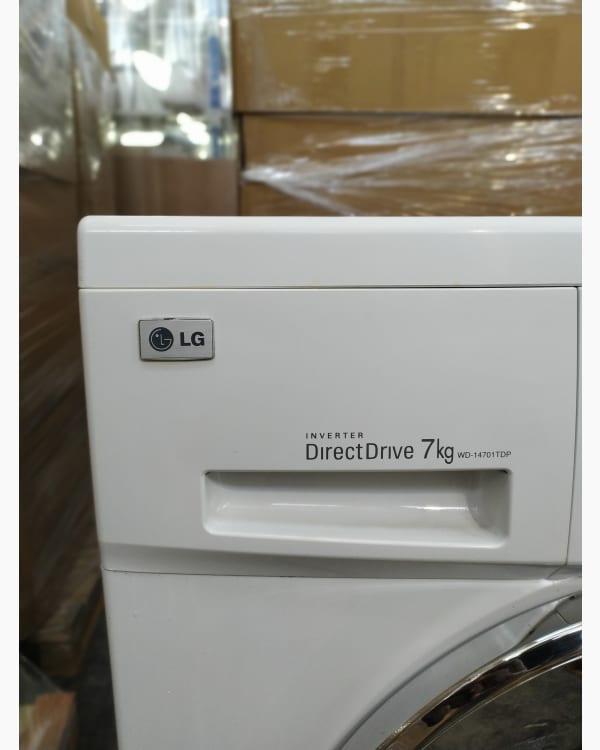 Lave-linge Ouverture frontale Lg WD-14701TDP 2