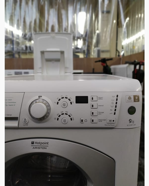 Lave-linge Ouverture frontale Hotpoint Ariston ECO9F 149 (FR) /S 2
