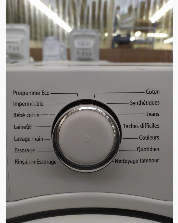 Lave-linge Ouverture frontale Samsung WF80F5E3U4W 3