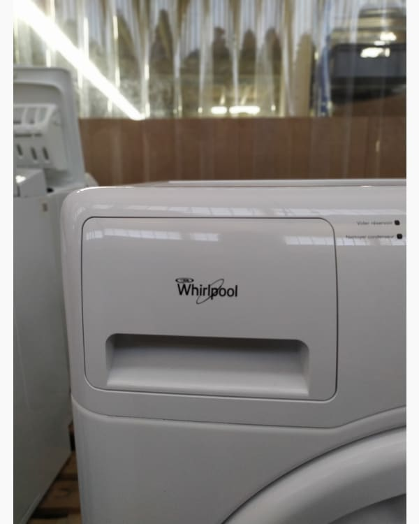 Sèche-linge Ouverture frontale whirlpool AZB9320 2