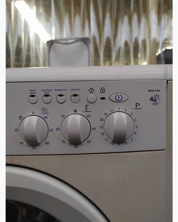 Lave-linge Lavante-séchante Indesit WIDL146 3