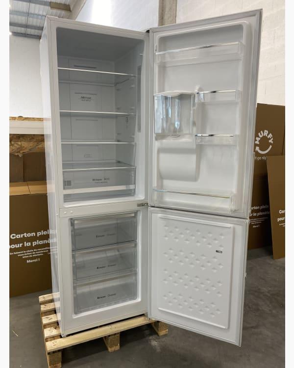 Réfrigérateur Réfrigérateur combiné Essentiel B ERCVW185-60b1 3