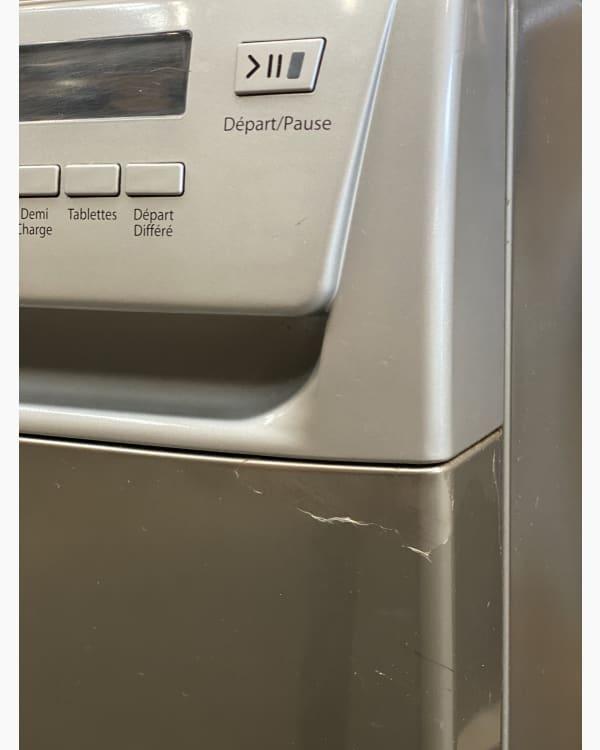 Lave-vaisselle Pose libre Hotpoint Ariston LSF825 4