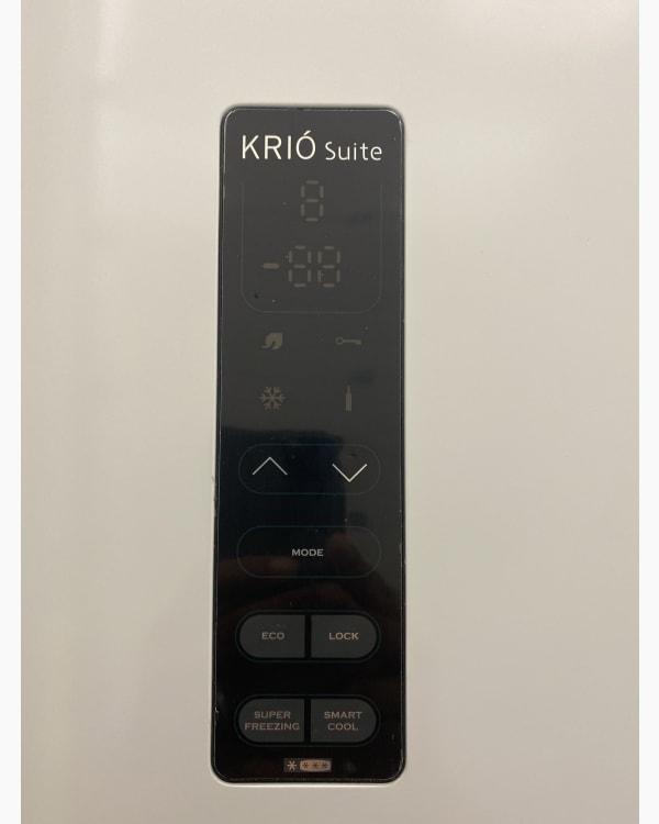 Réfrigérateur Réfrigérateur combiné Candy Ckcn61821w1 2