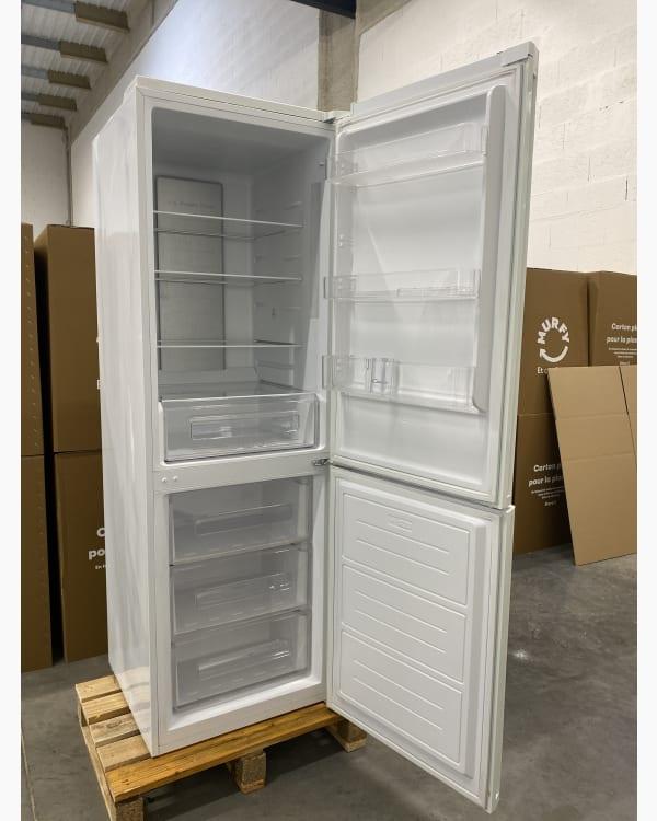 Réfrigérateur Réfrigérateur combiné Candy Ckcn61821w1 3