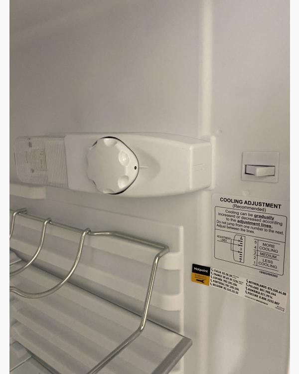 Réfrigérateur Réfrigérateur combiné Hotpoint Ariston ENTM18210VW1 2