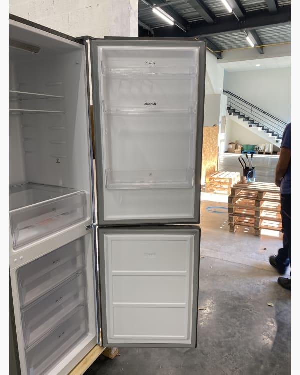 Réfrigérateur Réfrigérateur combiné Brandt Bfc8610nx 3