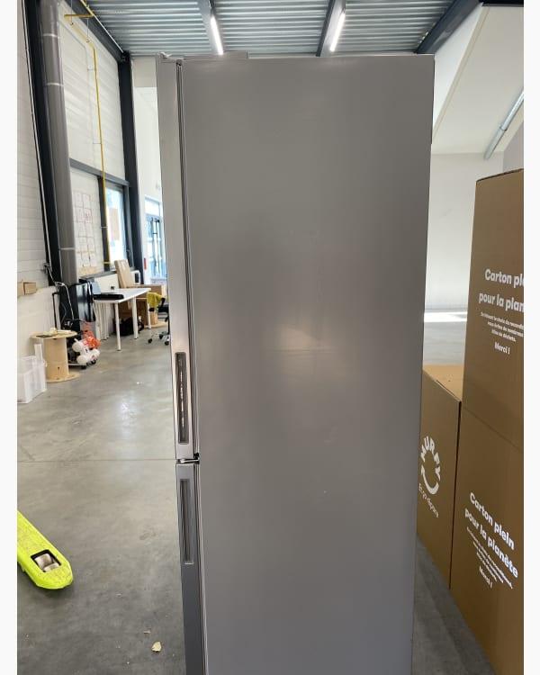 Réfrigérateur Réfrigérateur combiné Brandt Bfc8610nx 5