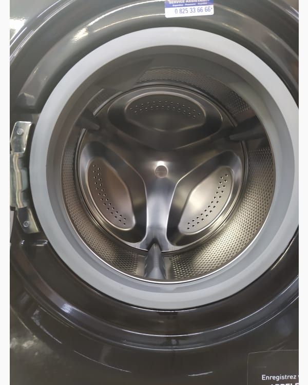 Lave-linge Ouverture frontale Hotpoint Ariston WMF 823 2