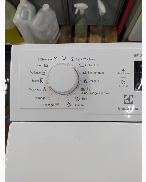 Lave-linge Ouverture par le haut Electrolux EWT1365ELW 3