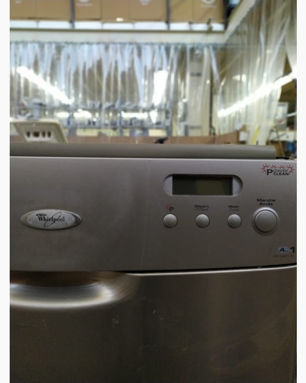 Lave-vaisselle Pose libre Whirlpool ADP 6947 IX PC 3