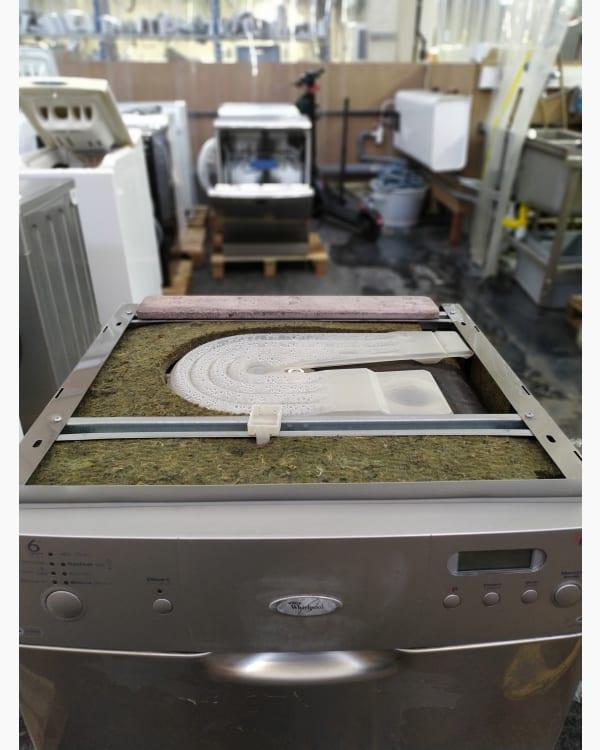 Lave-vaisselle Pose libre Whirlpool ADP 6947 IX PC 5