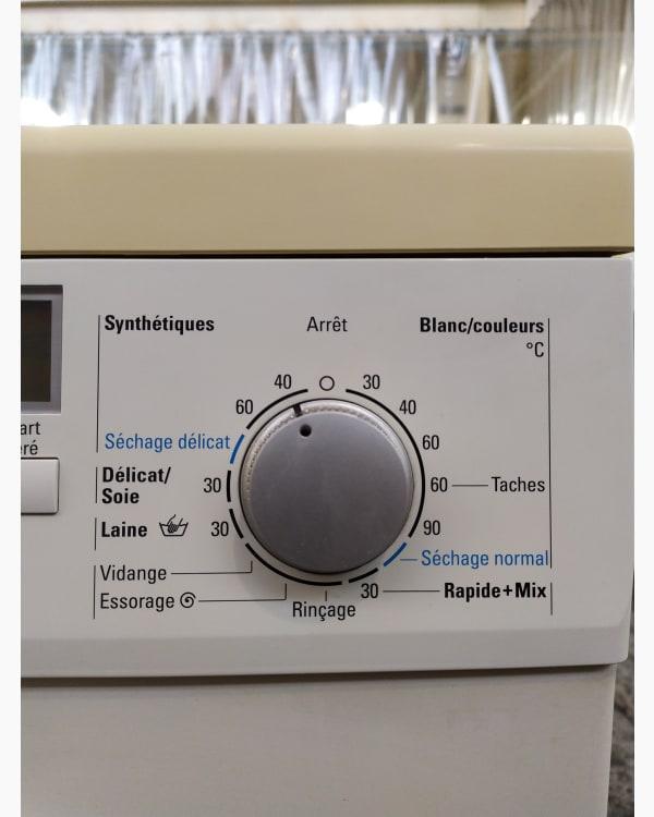Lave-linge Lavante-séchante Siemens WXD1260FF/01 4