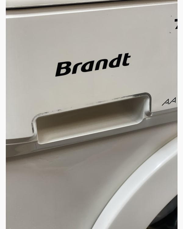 Lave-linge Ouverture frontale Brandt WFA1217F 4