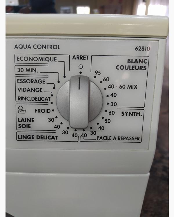 Lave-linge Ouverture frontale AEG L62810 2