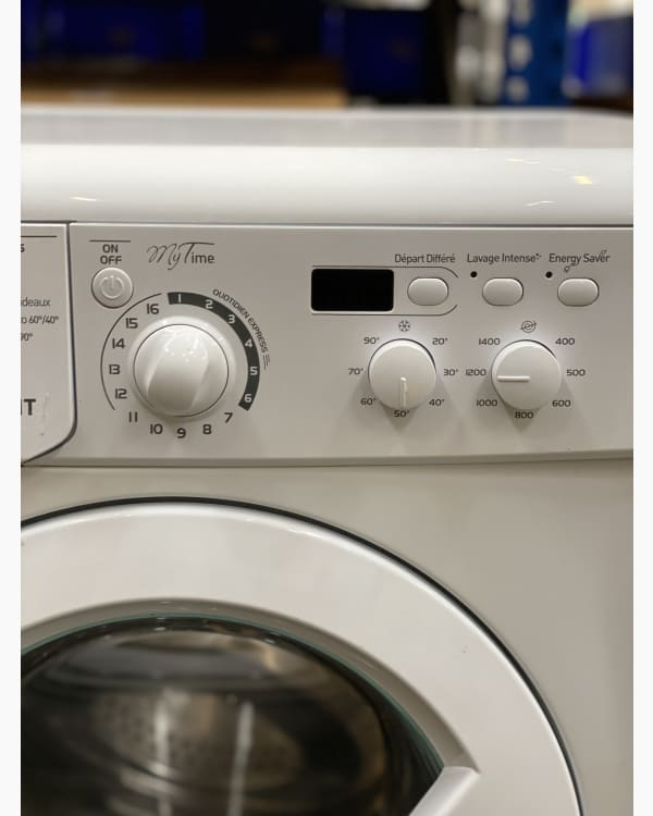 Lave-linge Ouverture frontale Indesit EWD91482 2