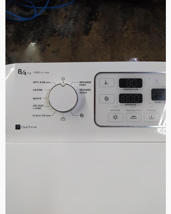 Lave-linge Ouverture par le haut Brandt WTD6284SF 3