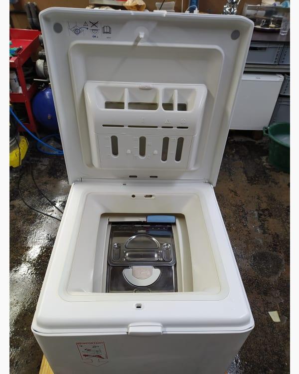 Lave-linge Ouverture par le haut Brandt WTD6284SF 5