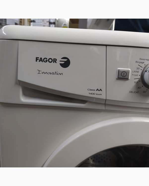 Lave-linge Ouverture frontale Fagor IPX4 TY LC7ER 3