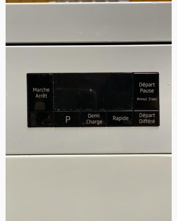 Lave-vaisselle Pose libre Beko DF16DN46W 2