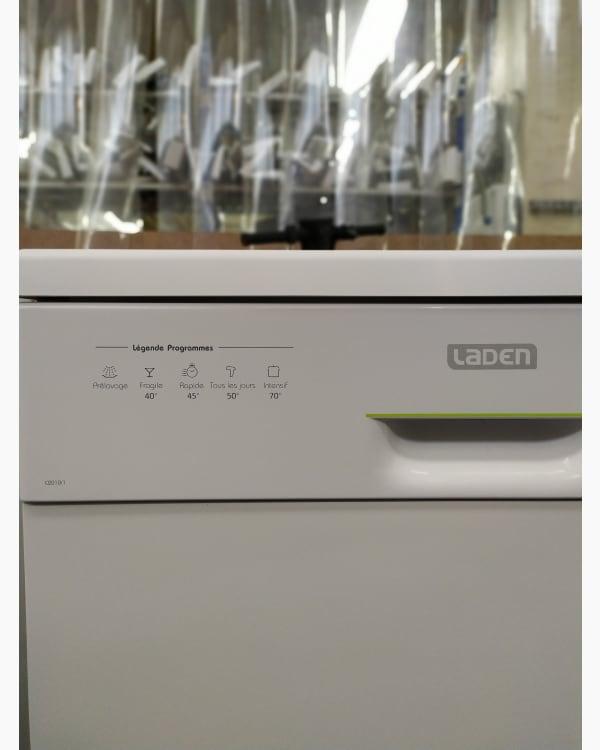 Lave-vaisselle Pose libre Laden C 2010 BL/1 _ Type WAYFS_n° série 851000529101 2