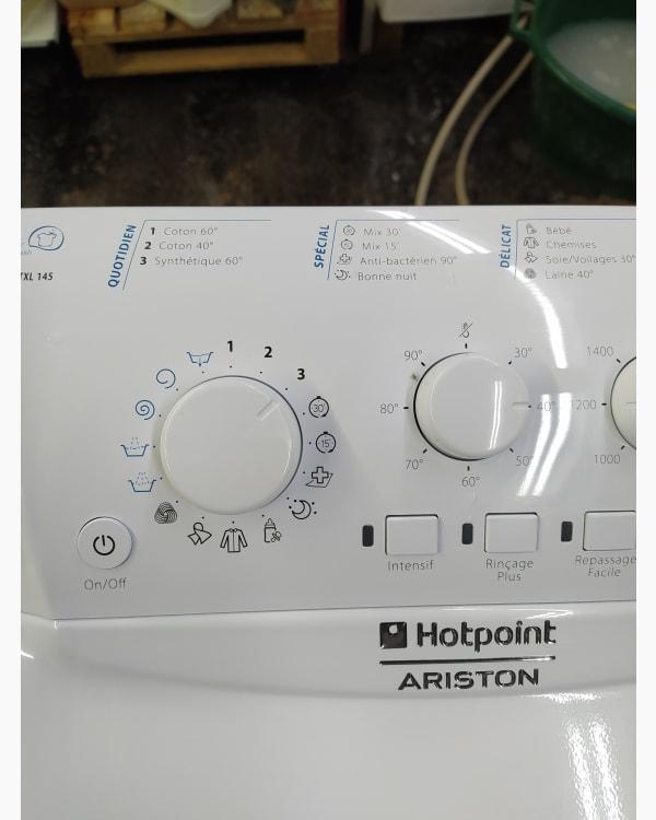 Lave-linge Ouverture frontale Hotpoint Ariston ARTXL145 2