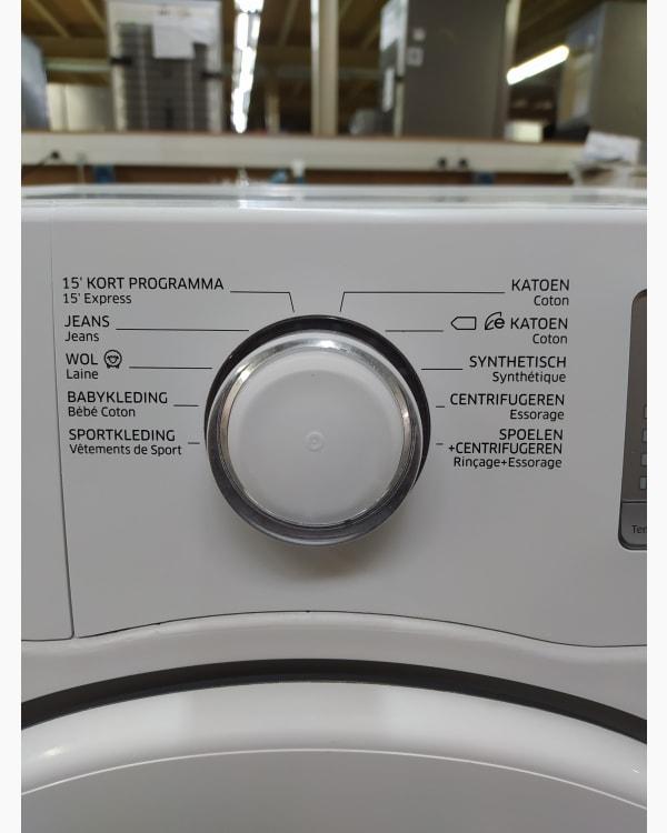 Lave-linge Ouverture frontale Samsung WW81J3473KW/EN 2