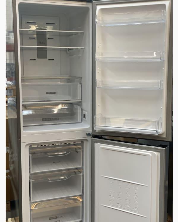 Réfrigérateur Réfrigérateur combiné Indesit XI8T1IX 2
