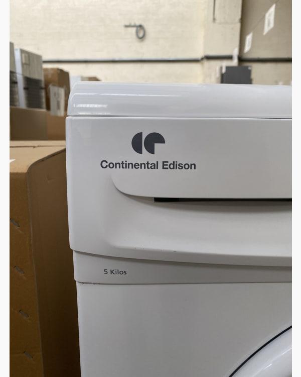 Lave-linge Ouverture frontale Continental Edison CELL 510 3