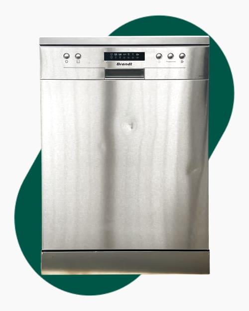 Lave-vaisselle Pose libre Brandt DFH13117X 1