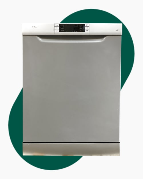 Lave-vaisselle Pose libre THOMSON TDW60SILVER 1