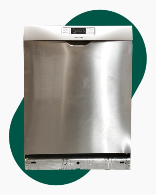 Lave-vaisselle Pose libre Smeg LSA6445X 1