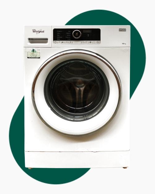 Lave-linge Ouverture frontale Whirlpool FSCR 10427 1
