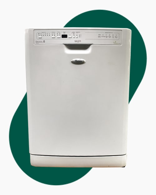 Lave-vaisselle Pose libre Whirlpool ADP6243GG 1