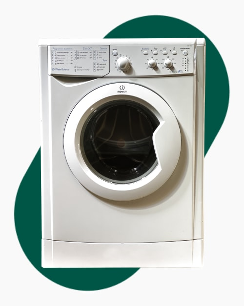 Lave-linge Ouverture frontale Indesit IWC71052 1
