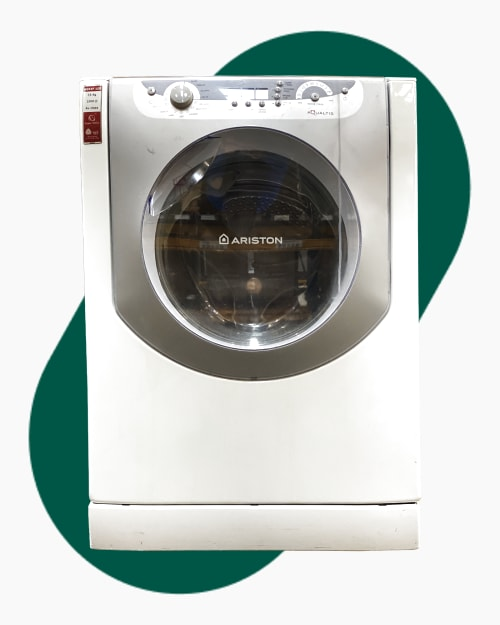 Lave-linge Ouverture frontale Hotpoint Ariston AQXXF121 1