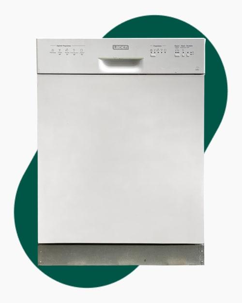 Lave-vaisselle Pose libre Laden C2010/1BL 1