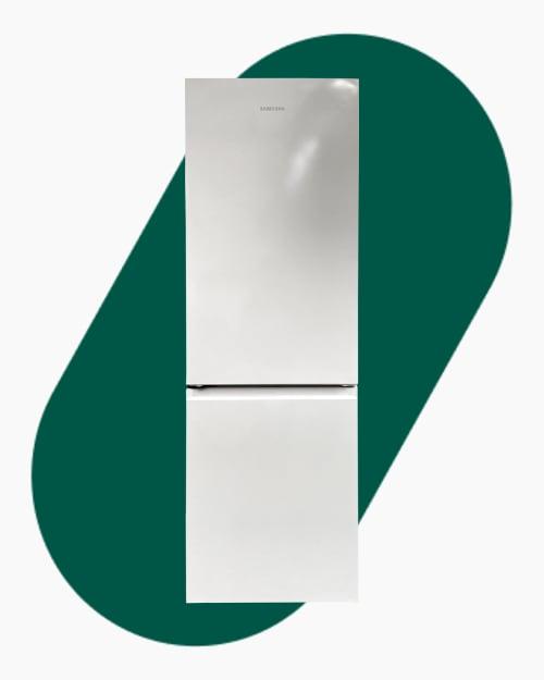 Réfrigérateur Réfrigérateur combiné Samsung RB34T600EWW 1