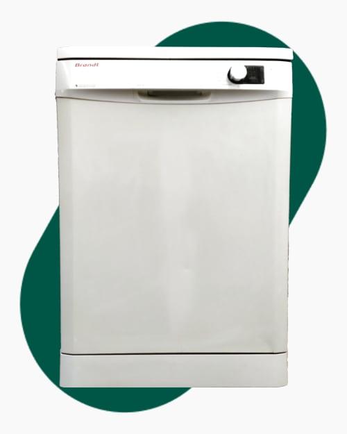 Lave-vaisselle Pose libre Brandt DFH815 1