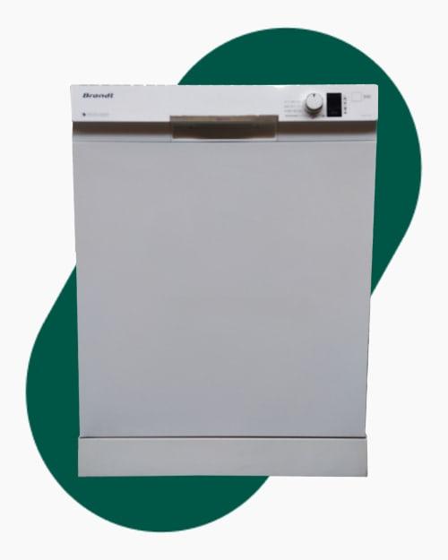 Lave-vaisselle Pose libre Brandt DFH133 1