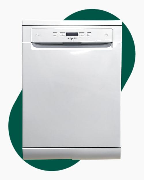 Lave-vaisselle Pose libre Hotpoint Ariston HFC3C34W 1