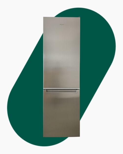 Réfrigérateur Réfrigérateur combiné Whirlpool W5921COX 1