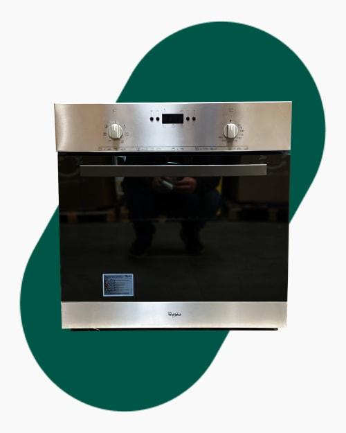 Four & cuisinière Four multifonction Whirlpool AKP250/IX 1