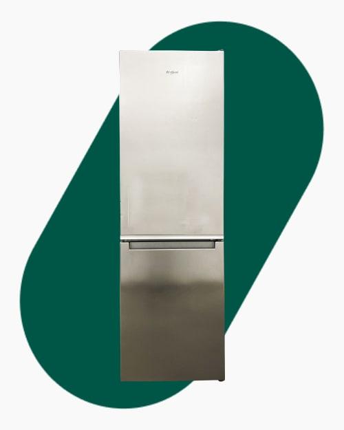 Réfrigérateur Réfrigérateur combiné Whirlpool W5821cox2 1