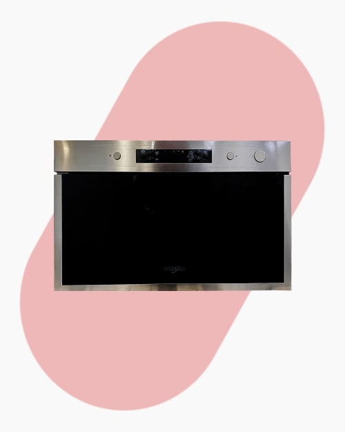 Four micro-ondes Encastrable Whirlpool AMW442/IX 1